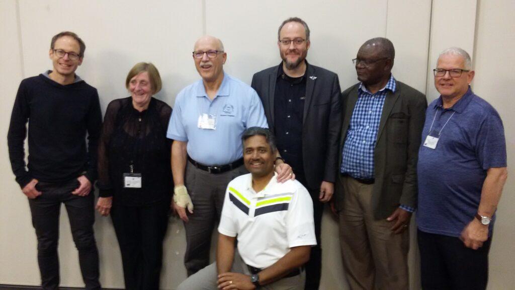 IACAC Executive Board